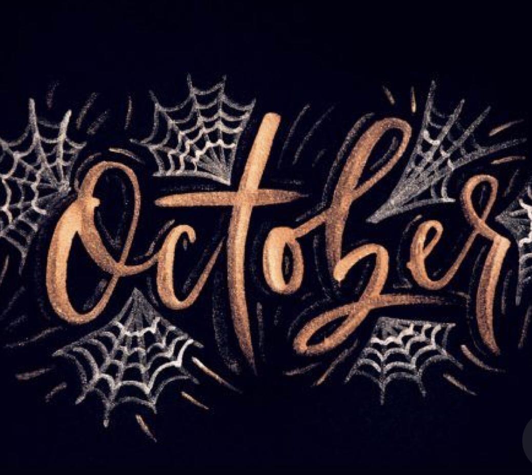 The Halloween tag